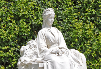 "Kaiser Elisabeth ""Sisi"" Denkmal, Wien"