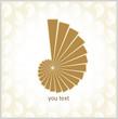spiral shell - 23158024