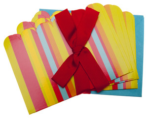 Vibrant Notecards