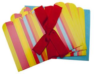 Vibrant Notecards
