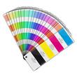 Eventail de couleurs 1