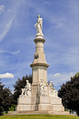 Soldier's National Monument at Gettysburg