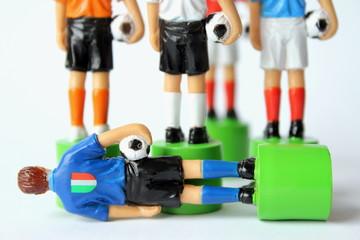 Niederlage Italien