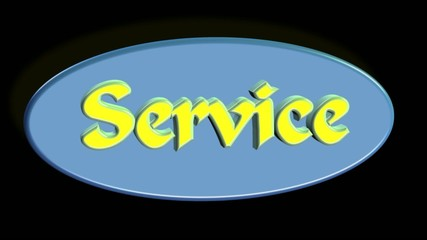 Service / Repair - Video Concept