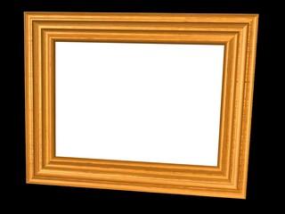 3d illustration of frame