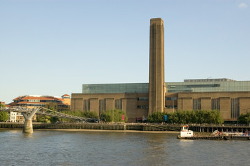 Tate Modern Gallery, London