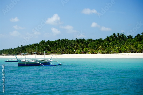 Philippines, Bantayan -  White sugar beach nb.16