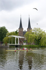 Dutch Rowing