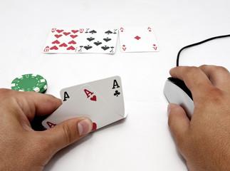 Online Texas Holdem
