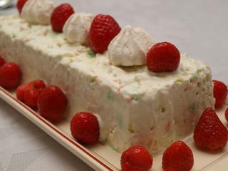 glace meringue fraise 2