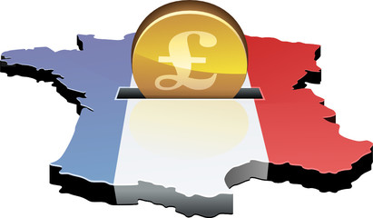 Invest Pounds in France