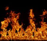Feuer, Flamme Hintergrund