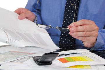 Bilanzen prüfen