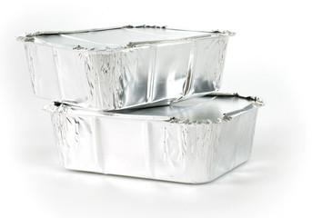 2 vaschette per alimenti