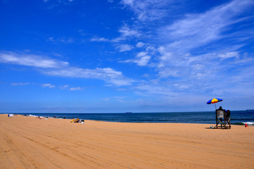 Sandy beach, Cape Cod