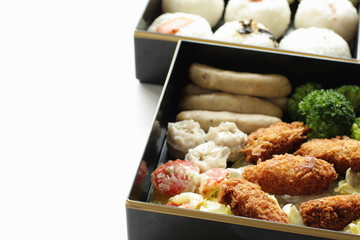Japanese Lunch Box for Family