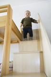 Fototapety The courageous boy