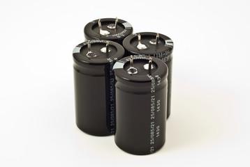 Big Filter Capacitors
