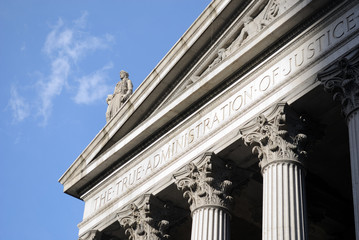New York City Court House