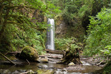 Waterfalls. Columbia River Gorge National Scenic Area, Oregon poster