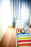 nursery room await born of child poster