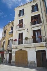 Bari Oldtown. Apulia.
