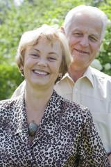 Happy seniors – 42 years in love