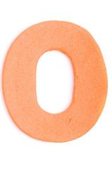 Foam letter O