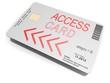 Carte d'accès