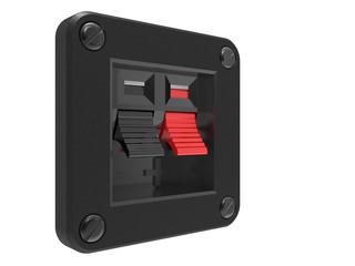 Speaker Input socket