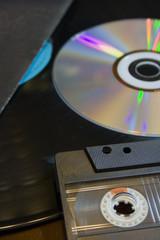 dischi e musica