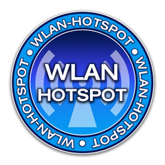 Sticker - WLAN Hotspot (01)