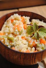 Salade de quinoa, 2010