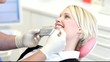 Zahnarzt - Farbbestimmung