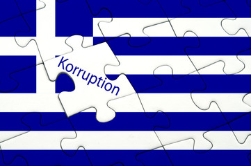 Korruption in Griechenland