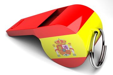 silbato español