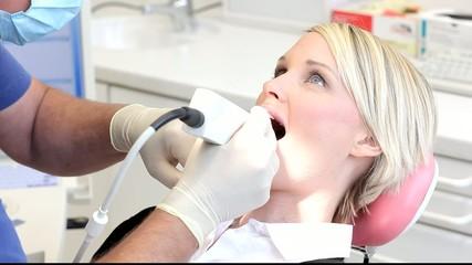 Zahnarzt - Kamera