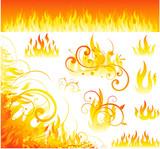 Fire element design