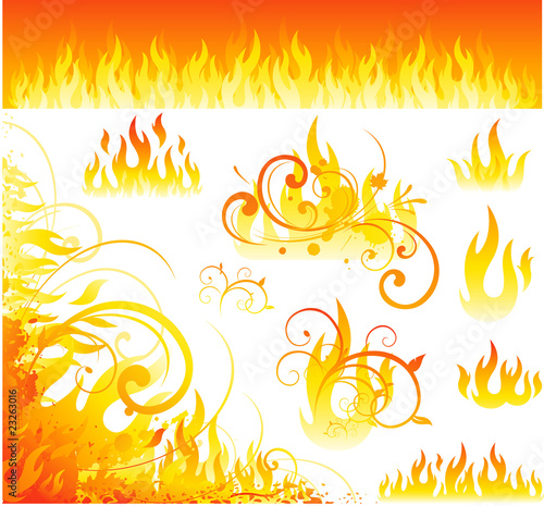 Fire element design - 23263016