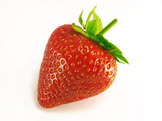 Strawberry, single.