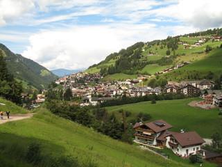 Saint Cristine in Gardena Valley