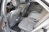 Chauffeur Vehicle Interior
