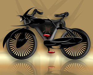 Bicycle Beetle Styled