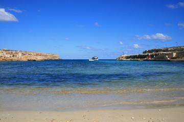 Lampedusa (Sicilia) - acqua blu