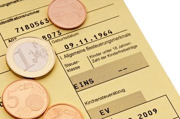Steuerklasse