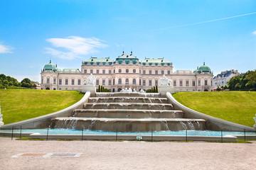 Belvedere Palace  ,Vienna, Austria