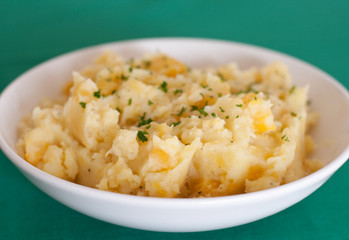 turnip potato mash