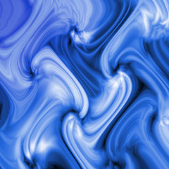 Sfondo Blu Astratto-Abstract Blue Background-2
