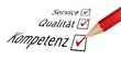 Service, Qualität, Kompetenz IV