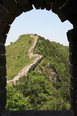 the original ecology of the great wall